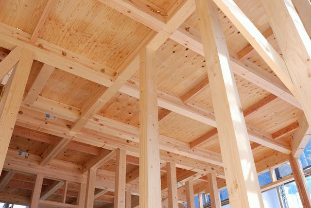 木造軸組み工法