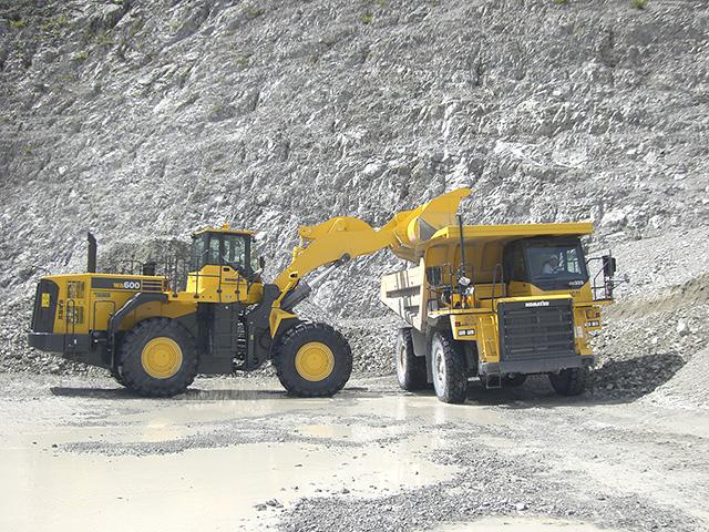 砕石事業部イメージ