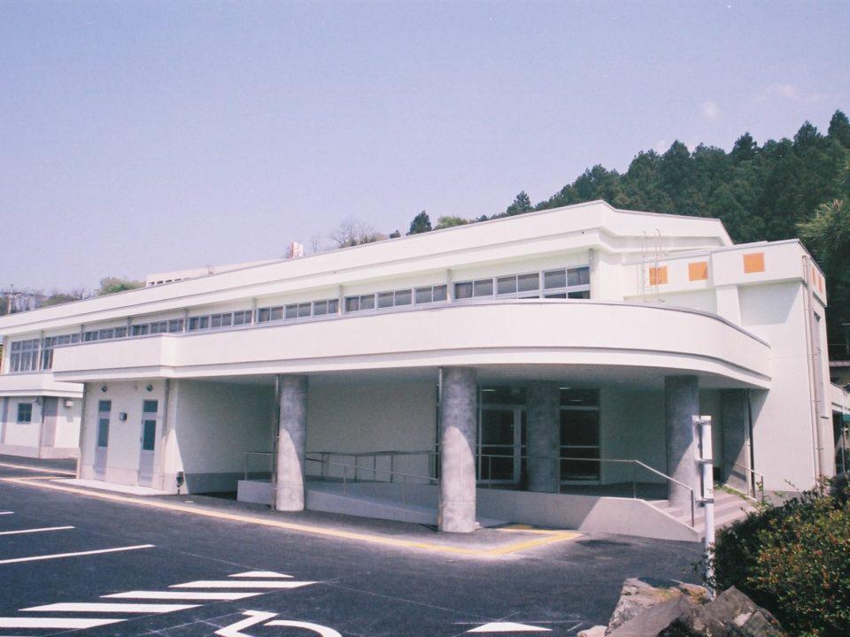 第一小学校体育館